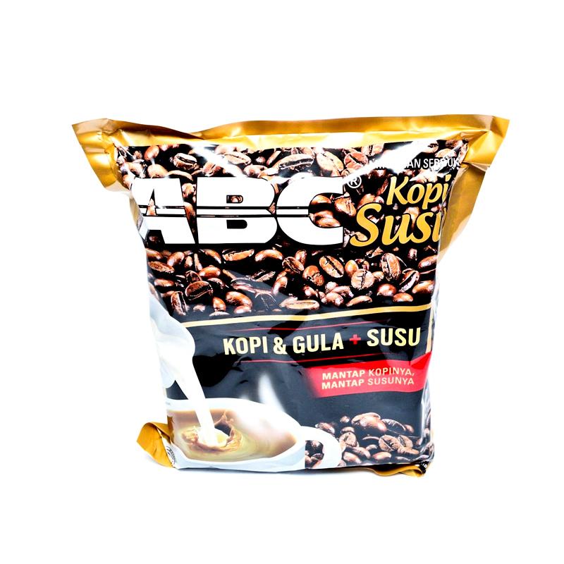Abc Kopi Susu Bag 20 X 31 Gr (1 Karton)