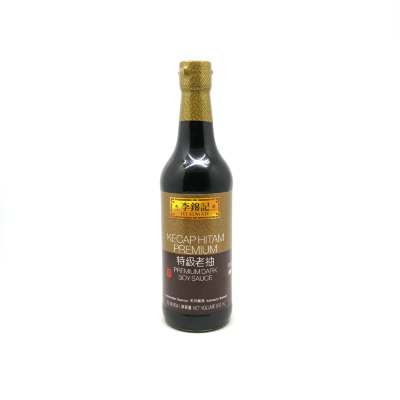 Lee Kum Kee Premium Dark Soy Sauce 500 Ml