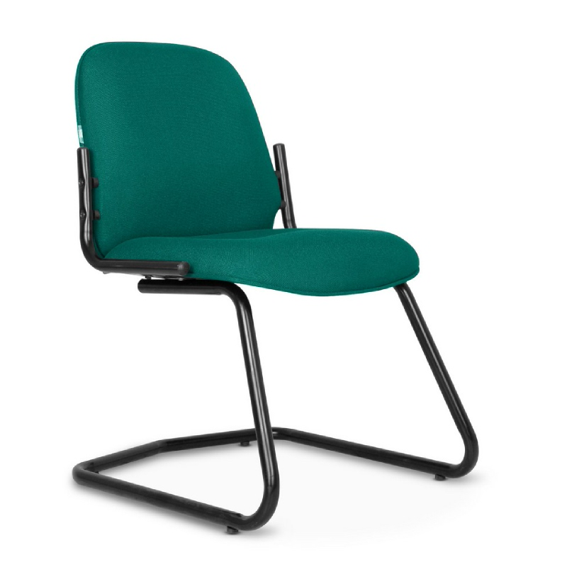 Kursi kantor kursi kerja HP Series - HP18 Peacock Green