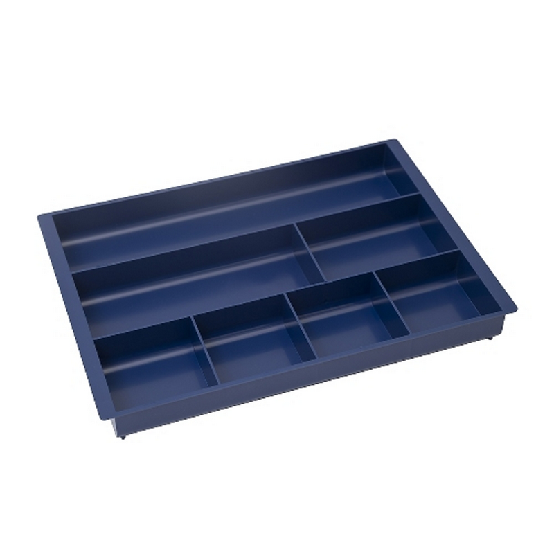 Bantex Drawer Organizer 7 compartment Blue -9842 01