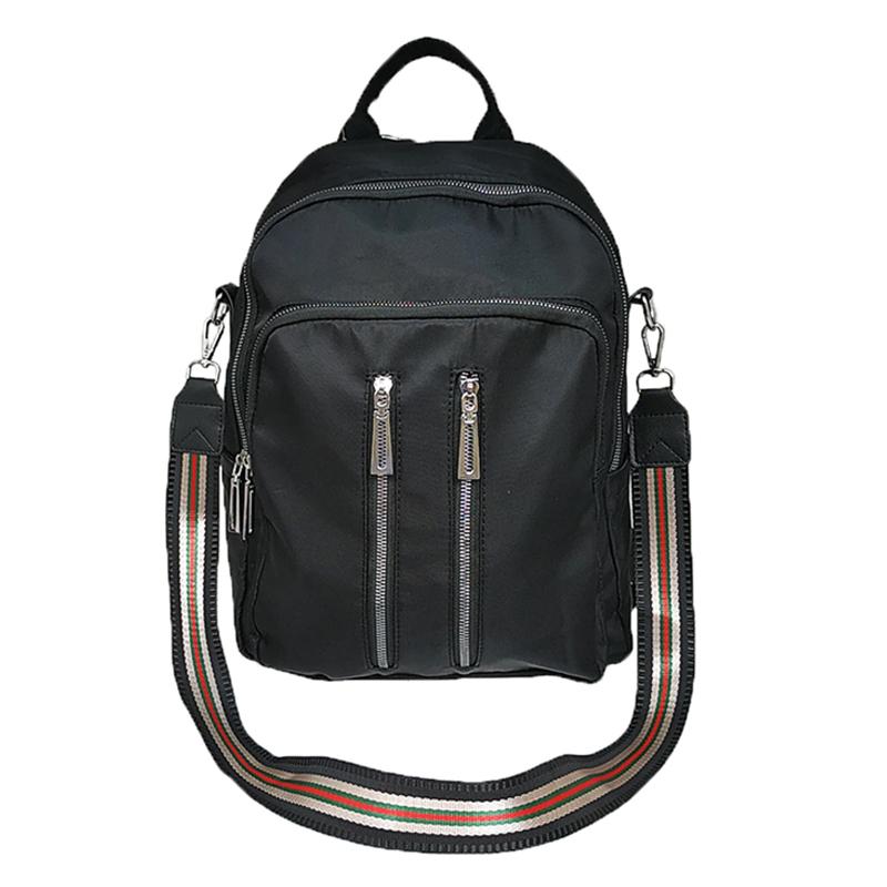 Catriona Spencer Backpack Black
