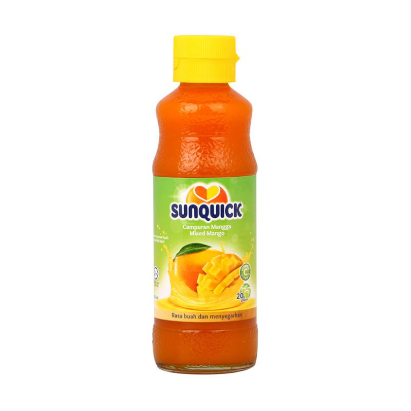 Sunquick Mango Std 330Ml