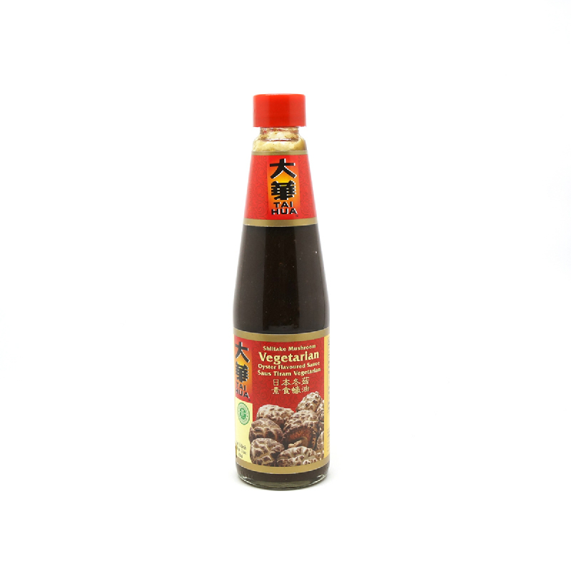 Taihua Vegetarian Oyster Sauce  430 Ml