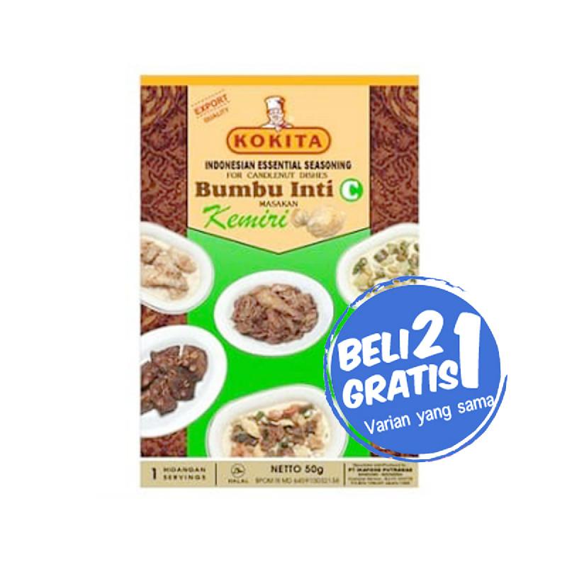 Kokita  Bumbu Inti C 50 Gr (Buy 2 Get 1)