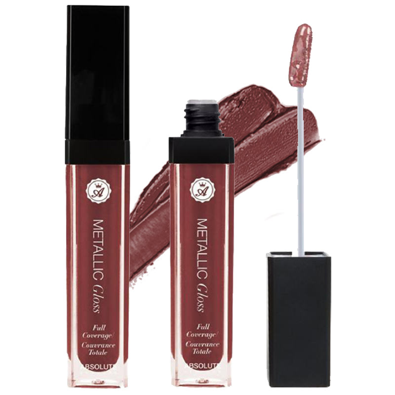 Absolute New York Glossy Metallic Lip Gloss Vibes