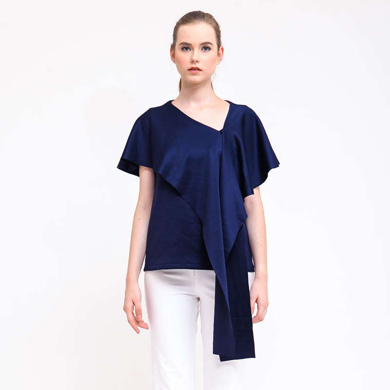 Drea Multiway Navy Top