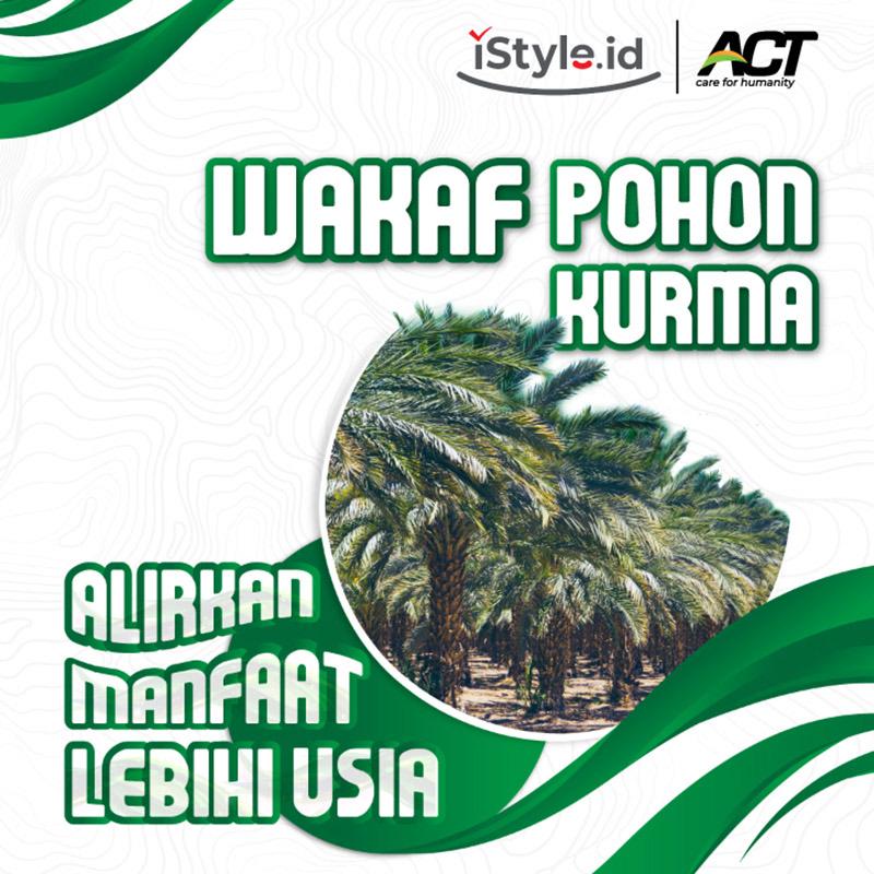 ACT - Wakaf Pohon Kurma 50k