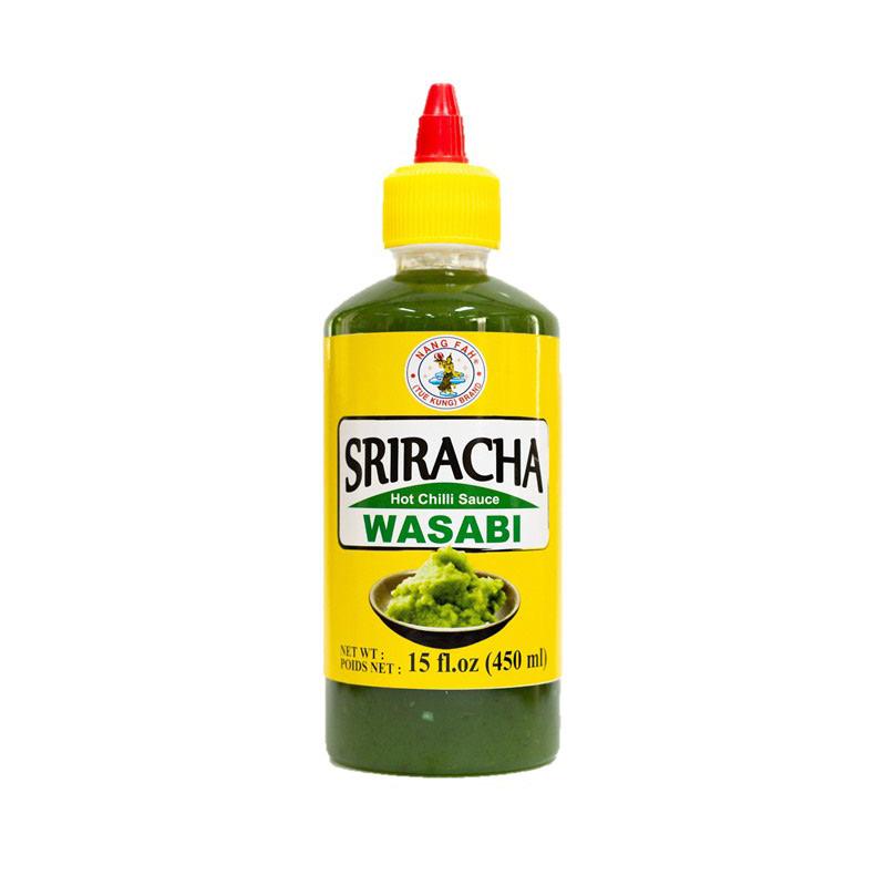 Nang Fah Sriracha Sauce Wasabi