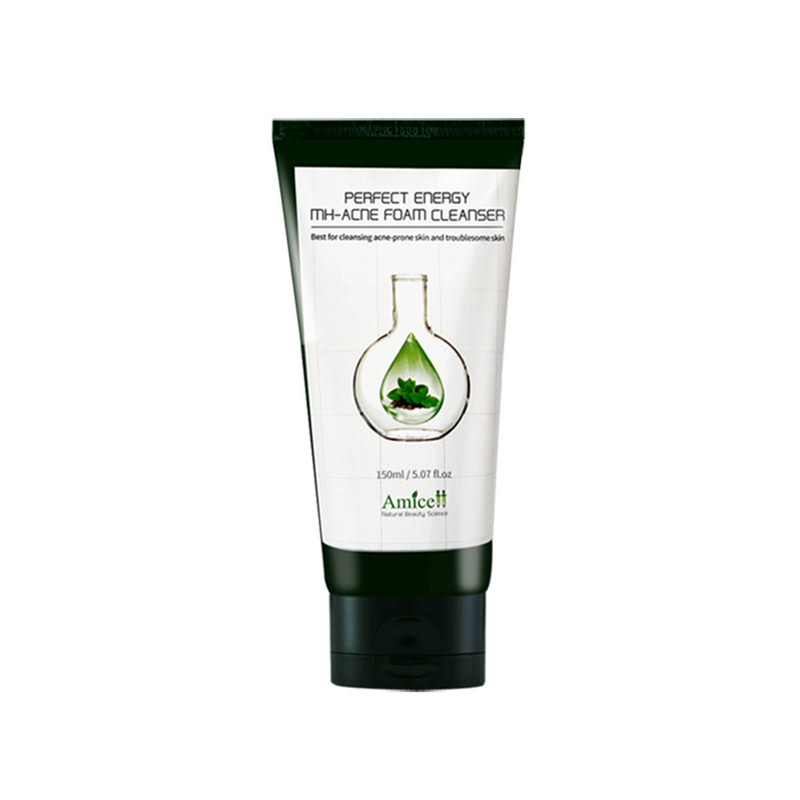 Amicell Perfect Energy MH-Acne Foam Cleanser