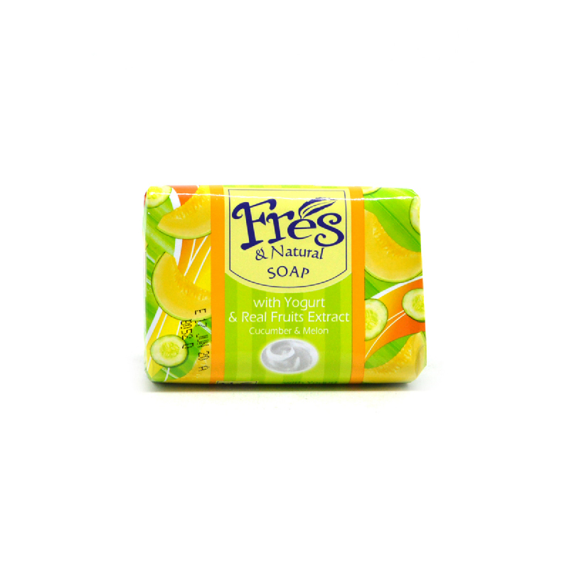 Fres&Natural Soap Green 70Gr
