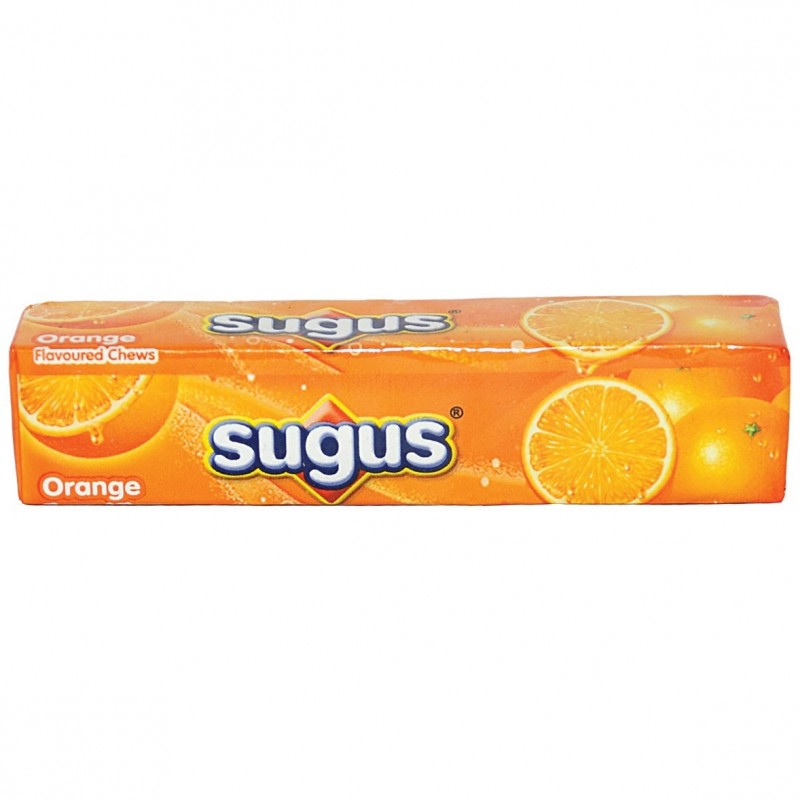 Sugus Stick Orange 30 Gr