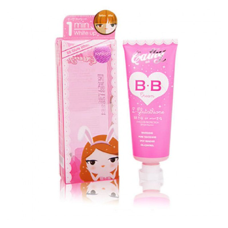 Cathy Doll BB Cream L-Gluthatione SPF59 PA+++ 30g
