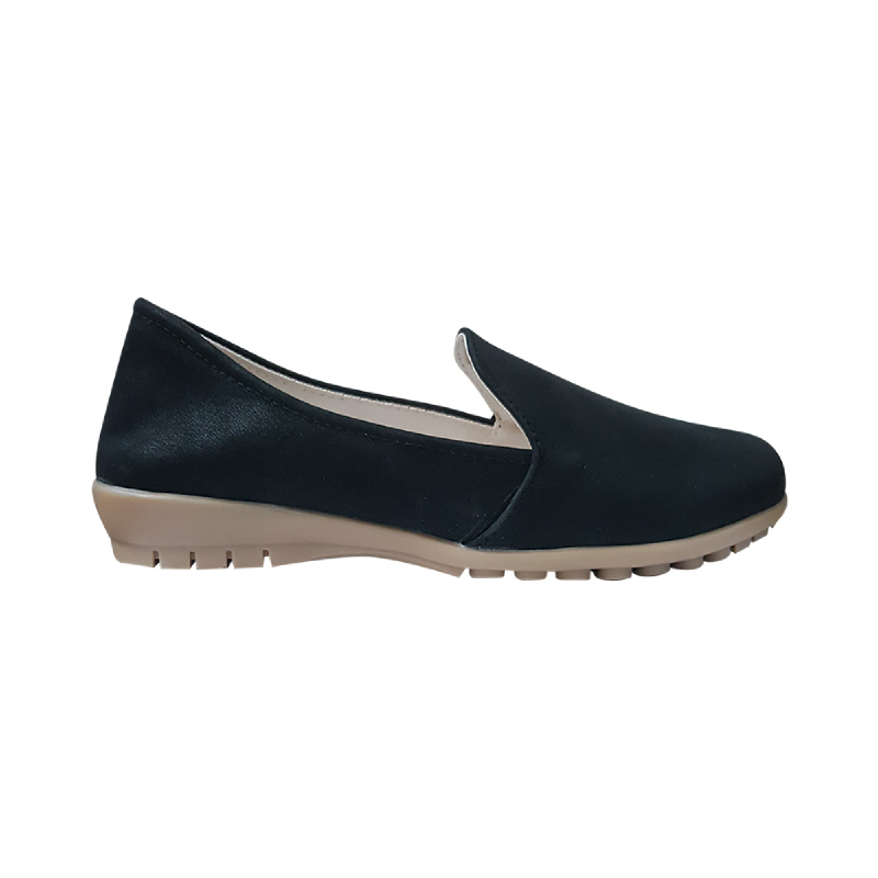 Anyolorich Flat Shoes RICH 888 Black