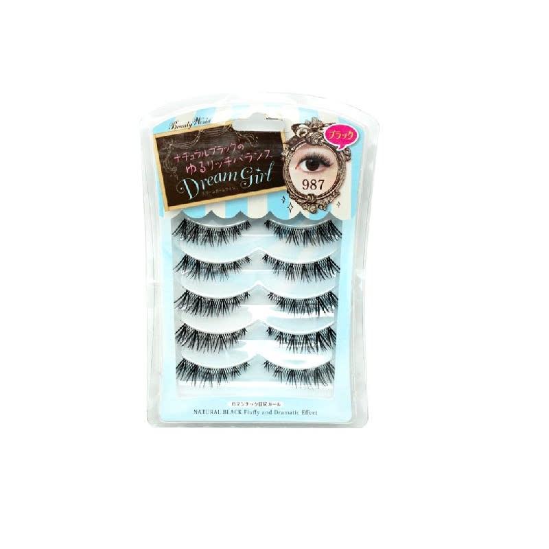 Lucky FLE 987 False Eyelash (5 pairs)