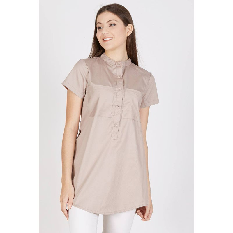Pauletta Shirt Brown