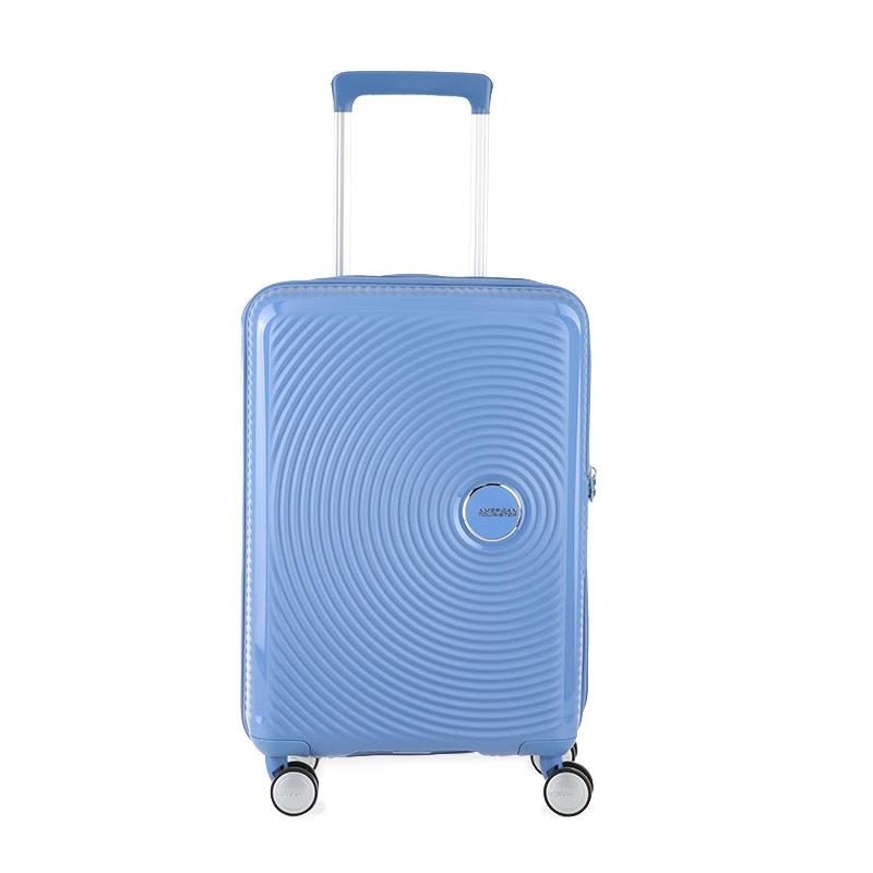 American Tourister Curio Spinner 80-30 Tsa AO8081003 Denim Blue