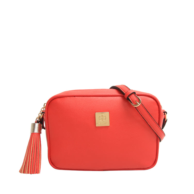 Les Catino Odetta Crossbody Cayenne James