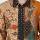 Batik Muda Kmj Sutra Pekalongan Shirt Brown