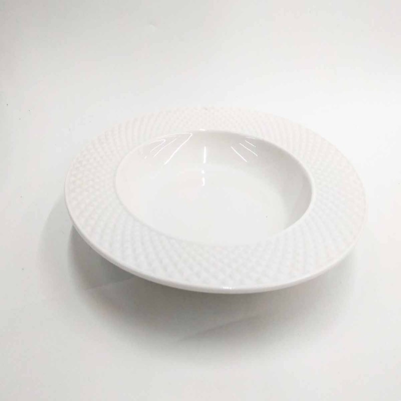 Solecasa Piring Sup 8.5 Inchi Tipe AI003