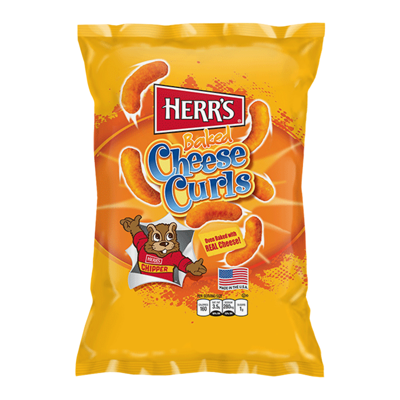 Herrs Cheese Curls 7oz