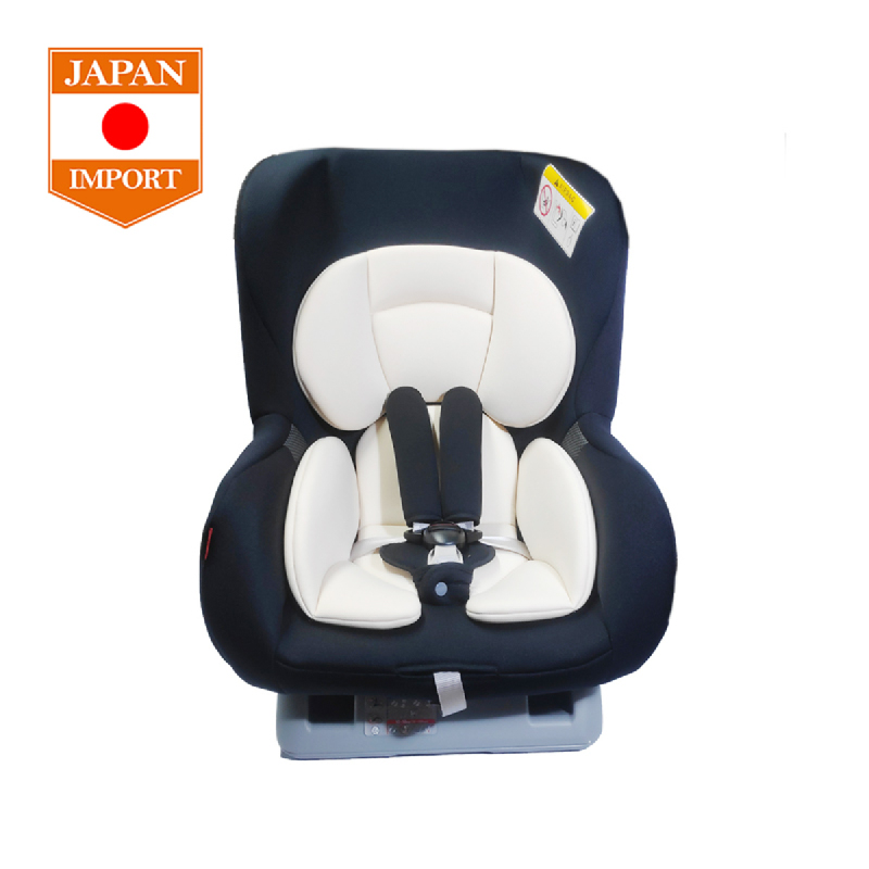 Leaman Neddy Life Style Baby Car Seat Dudukan Bayi Aksesoris Mobil [Japan Import] CF525 Black