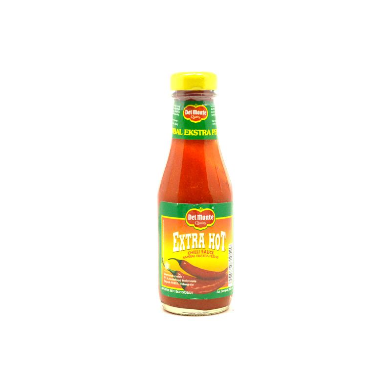 Del Monte  Chilli Extra Hot (K) 200 Ml