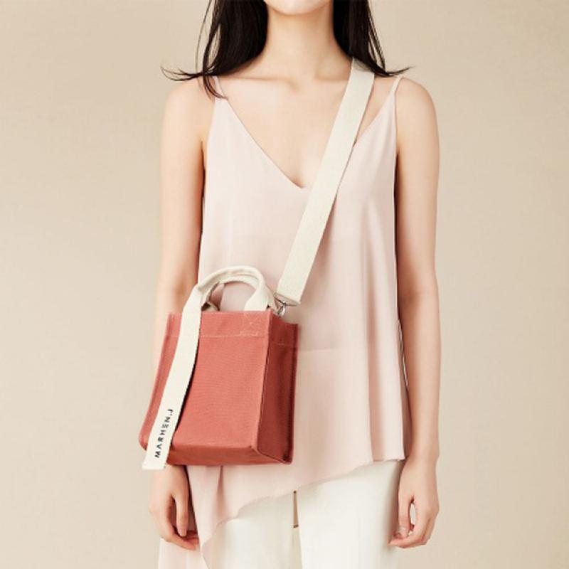 Marhen J Ricky Mini Bag - Indi Pink