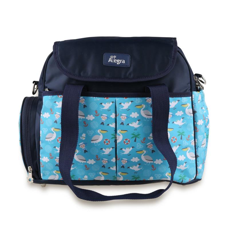 Phillip Cooler Diaper Shoulder Bag