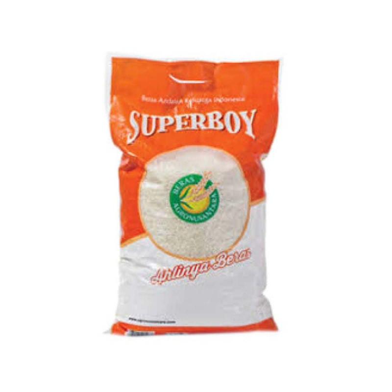 Superboy Beras 5 Kg