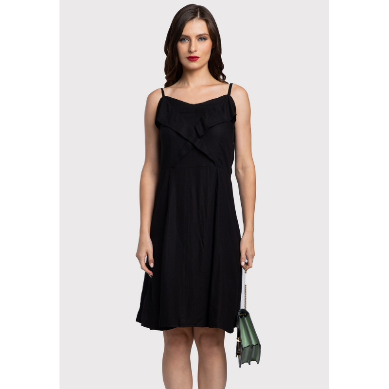 Lovadova Eetzi Dress Black