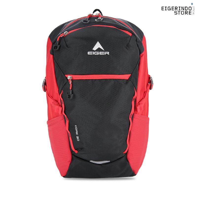 Eiger Core Laptop Backpack 30L - Black