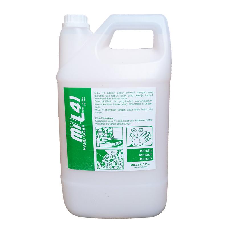 MILL Hand Soap Kristal 4L