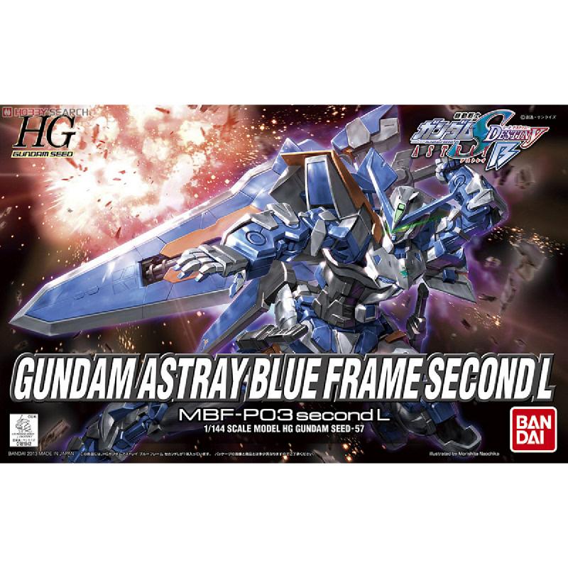 Gundam HG 1-144 Gundam Astray Blue Frame