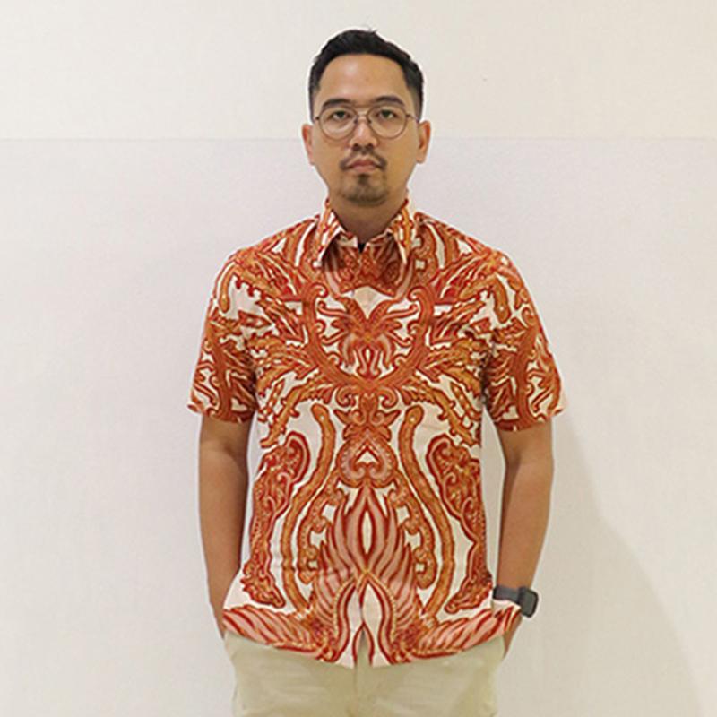 Batik Semar Pria Hem Pendek Pa L 115 Pph Sojomerto Bs 30 M