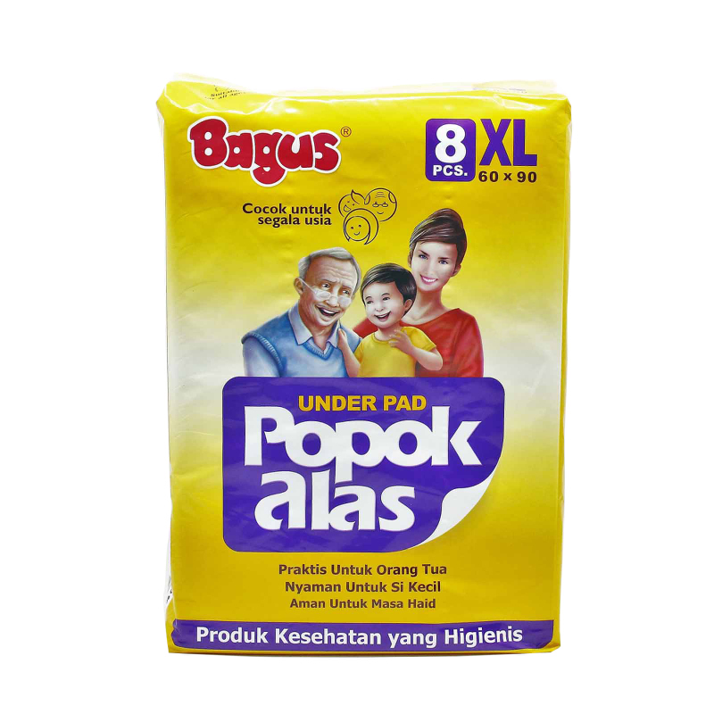 Bagus Underpad XL 8 Sheets