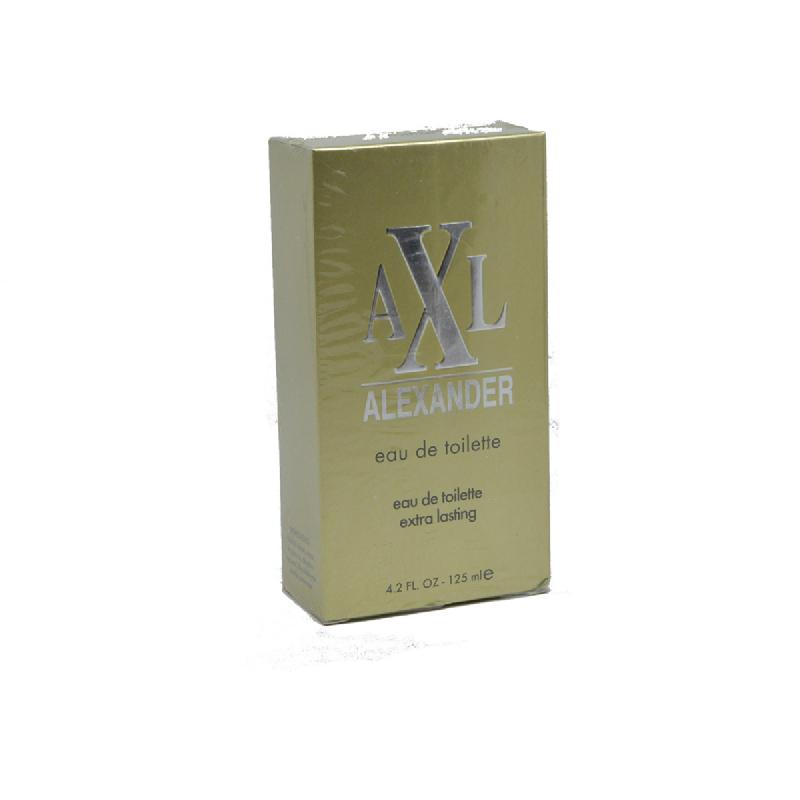 Axl Alexander Edt Gold 125 Ml