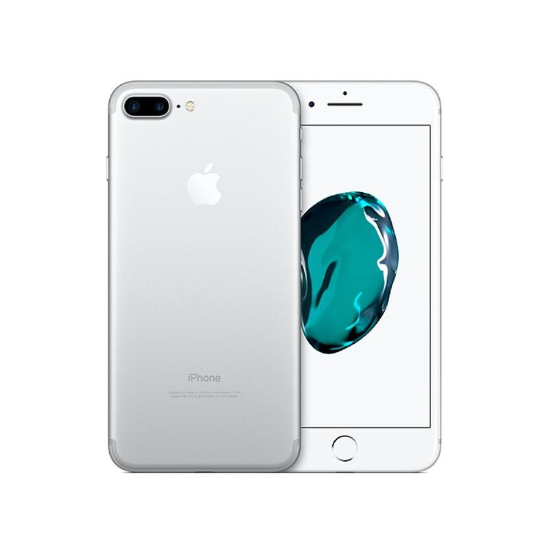 iPhone 7 Plus 256GB Silver Bundling Indosat 200rb Perbulan (1thn)