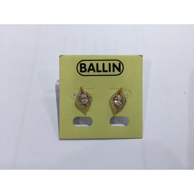 Ballin Women Earing FF-E0094G Gold