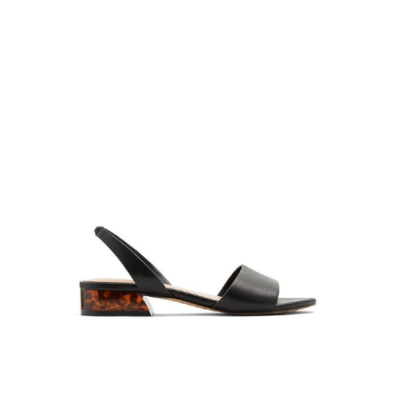 Aldo Ladies Sandals Kaeissi 001 Black