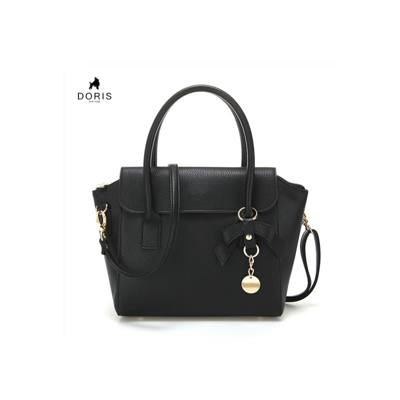 DN-B-1035 Evening Tote and Cross Bag - Black