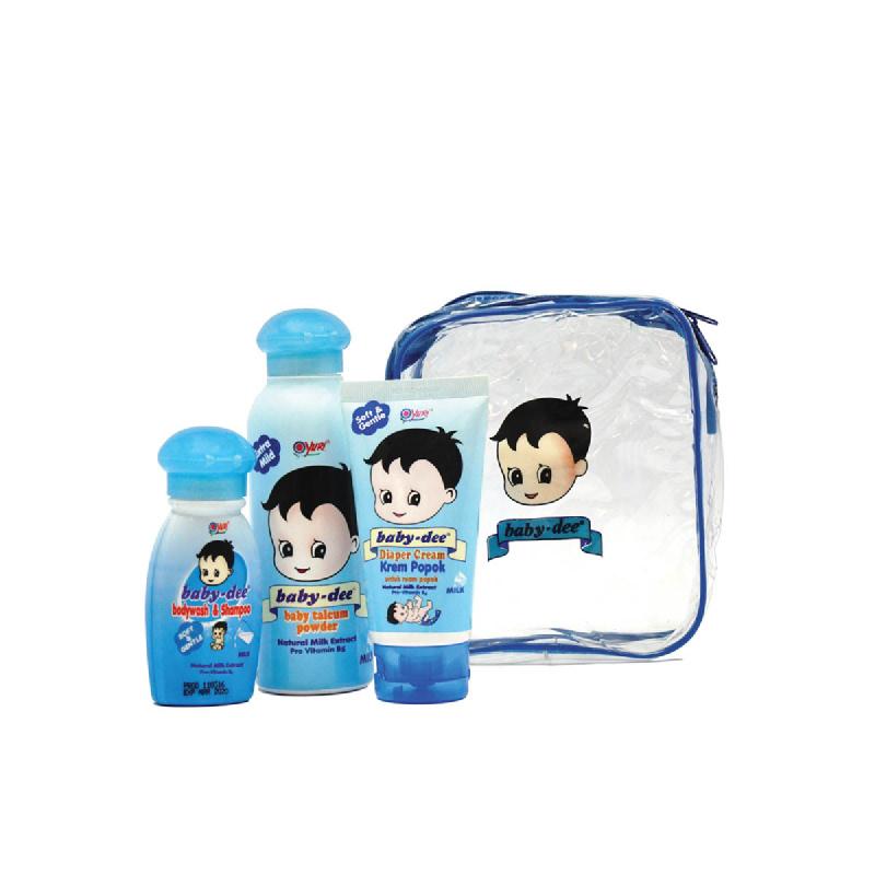 Baby Dee Travel Pack Milk