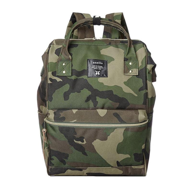 Anello Mini Oxford Backpack Camouflage