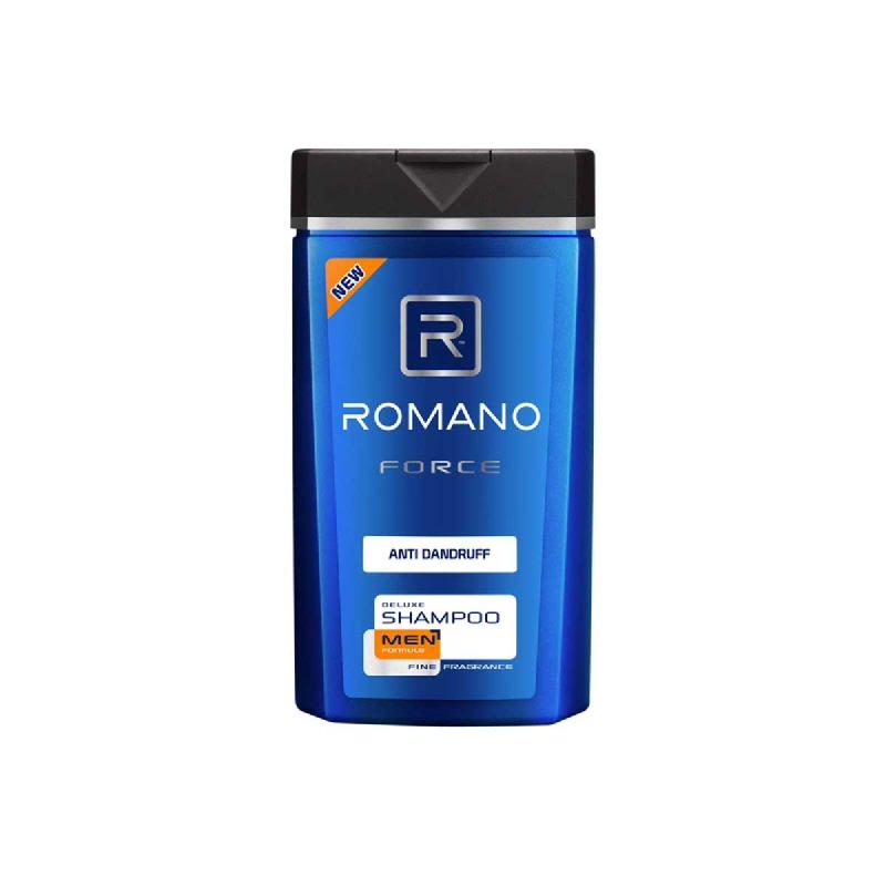 Romano Men Shampoo Force Anti Dandruff 170 Ml
