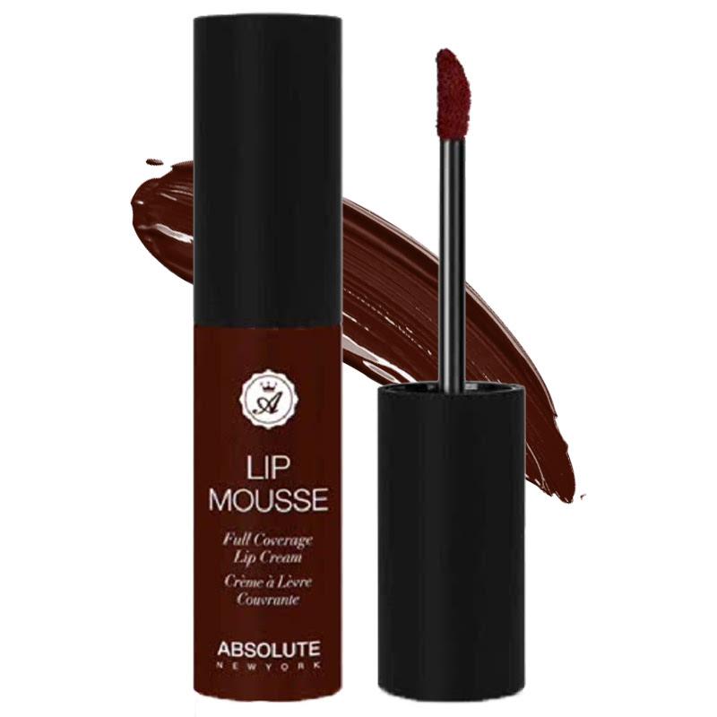 Absolute New York Lip Mousse Full Coverage Lip Cream Lavish