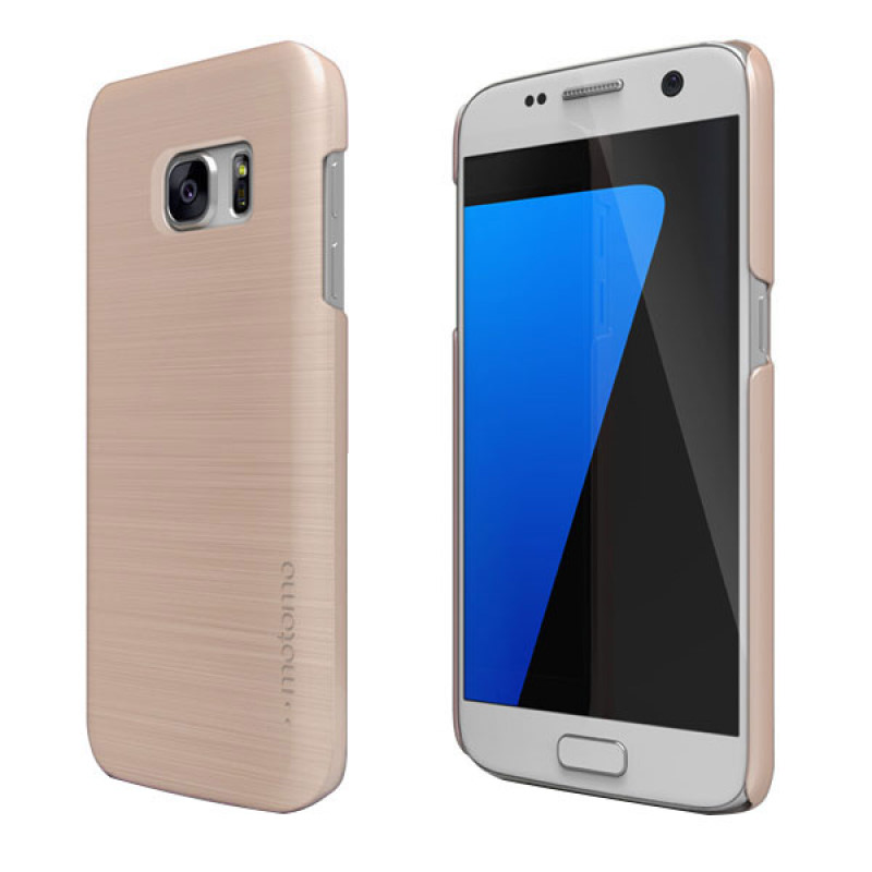 Motomo INO Slim Line Case For Galaxy S7 - Rose Gold