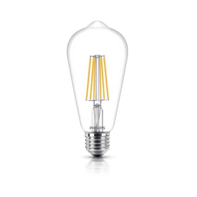 Philips LED Classic 7-70W ST64 E27 WW Kuning