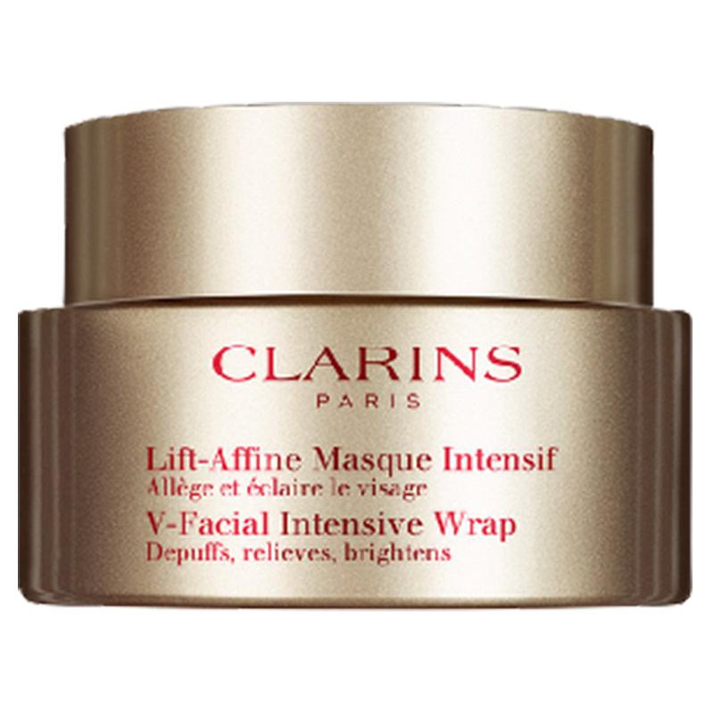 [CLARINS]V- Facial Intensive Wrap Mask