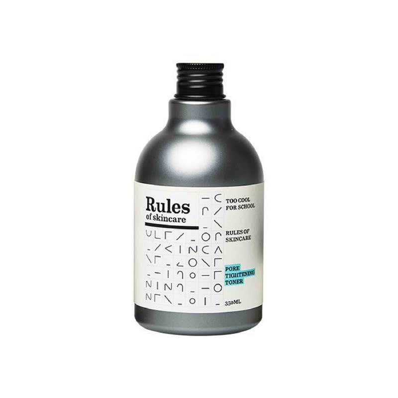 Too Cool For School Rules Of Skincare Pore Tightening Toner