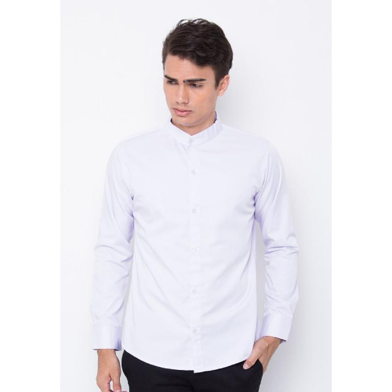 Magnificents Raya Collection Basic Koko Shirt White