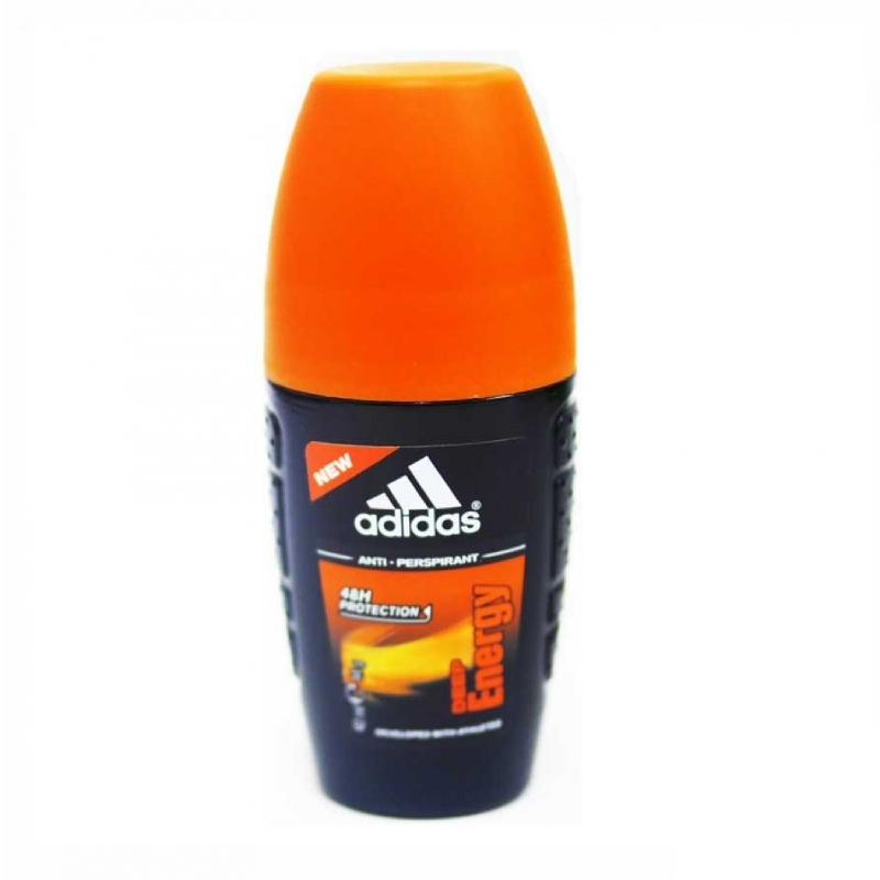 Adidas Men Roll On Deep Energy Anti Perspirant40Ml